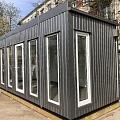 Pārvietojamais biroja modulis 15m2
