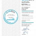 Bk grupa izcilas maksātspējas sertifikāts