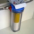 Ūdens filtru kārtridži
