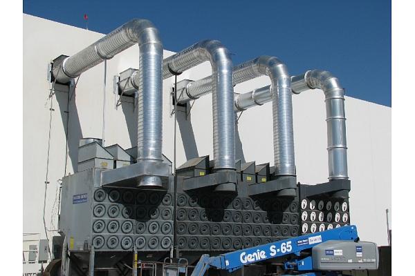 Ventilācijas sistēmas montāža, ierīkošana
